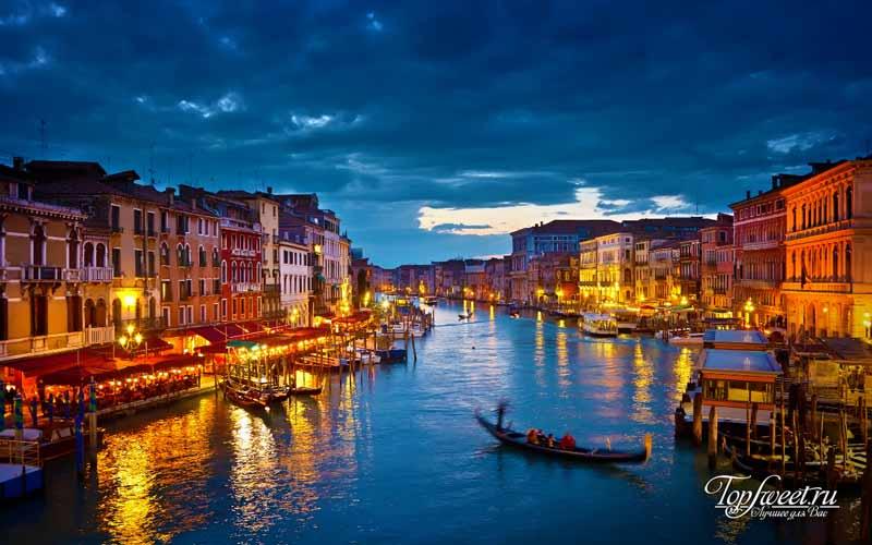 Венеция. Культовые места для фотосъемки. ТОП-10