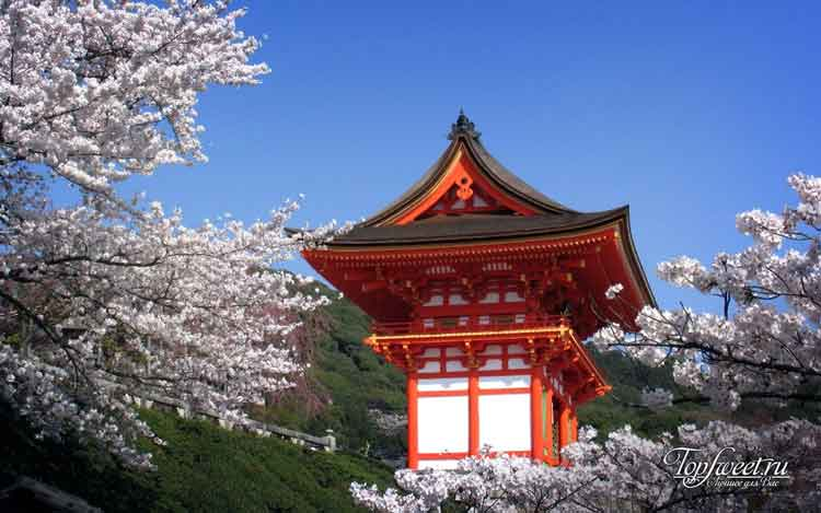 Япония. Самые миролюбивые страны мира. ТОП-10
