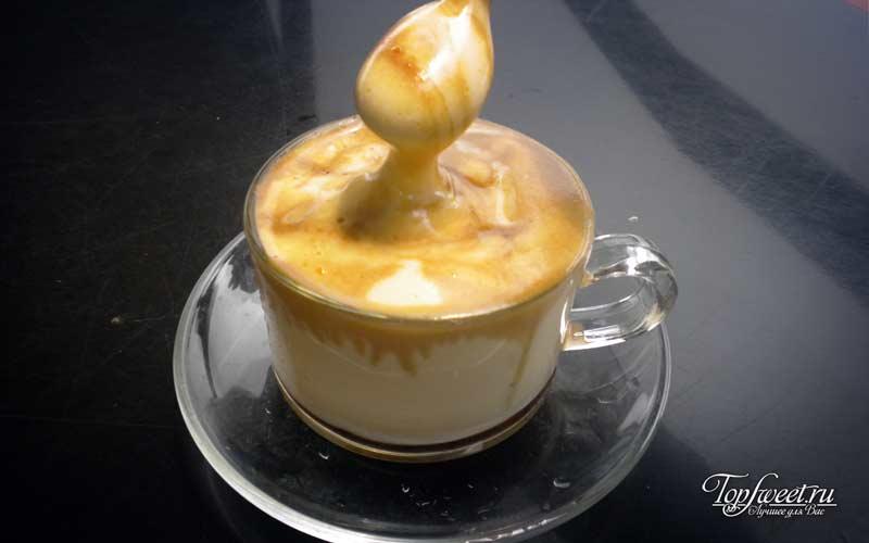 яичный кофе. Необычные рецепты кофе