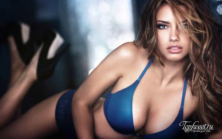 Адриана Лима. Самые красивые девушки мира в 2016 году