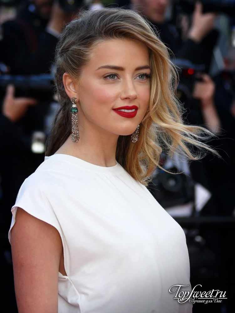 Амбер Херд. ТОП-10 самых красивых девушек в мире в 2016 году
