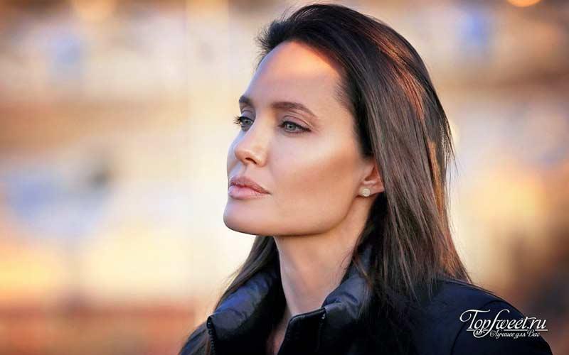 Анджелина Джоли. Самые красивые женщины 40+