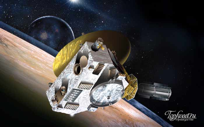 Автоматическая межпланетная станция «Новые горизонты». Самые быстрые объекты, сделанные человеком