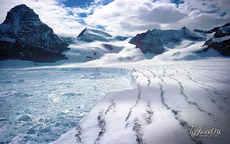 Большой Арктический заповедник. Самые красивые заповедники России