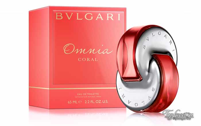Bvlgari Omnia Coral Eau De Toilette Spray for Women