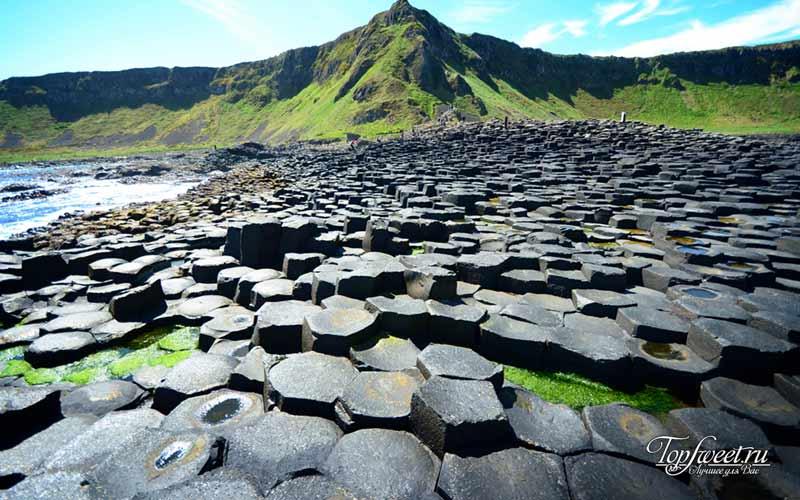 Дорога гигантов. Геологические достопримечательности Земли