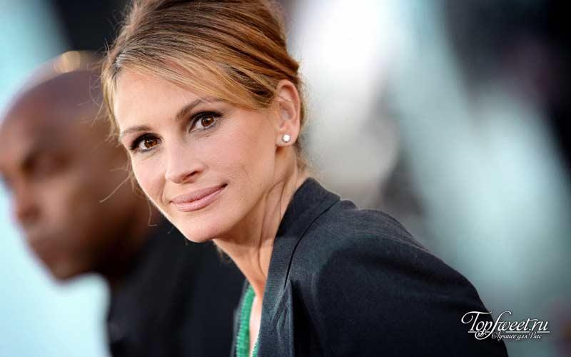 Джулия Робертс. Самые красивые женщины 40+