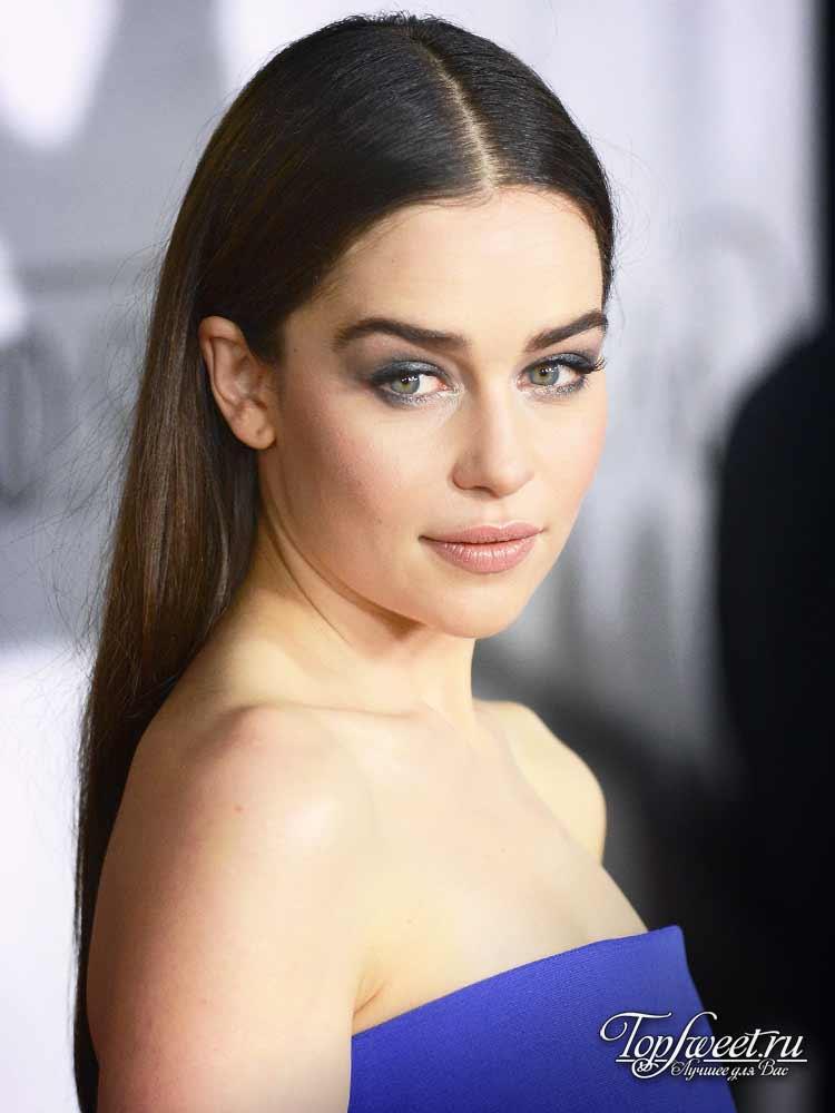 Эмилия Кларк. ТОП-10 самых красивых девушек в мире в 2016 году
