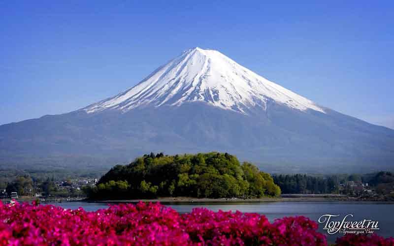 Фудзияма. Удивительные сакральные места