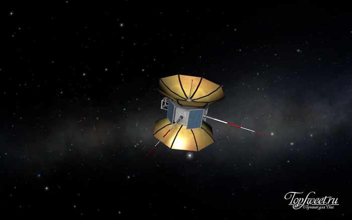 Гелиос 1. Самые быстрые объекты, сделанные человеком
