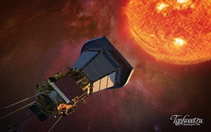 Гелиос 2. Самые быстрые объекты, сделанные человеком