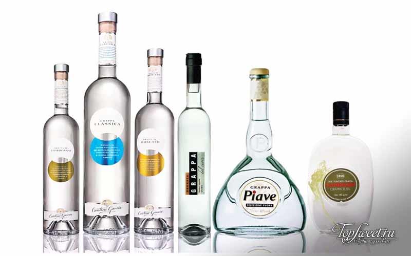 Grappa 120 Proof. Самые крепкие алкогольные напитки в мире
