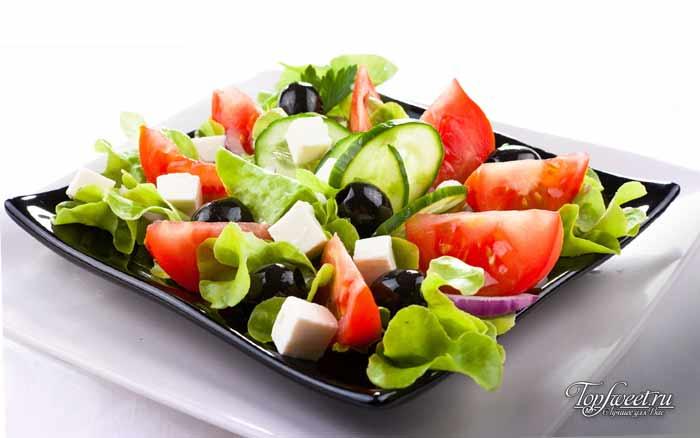 Греческая кухня. Полезные кухни мира
