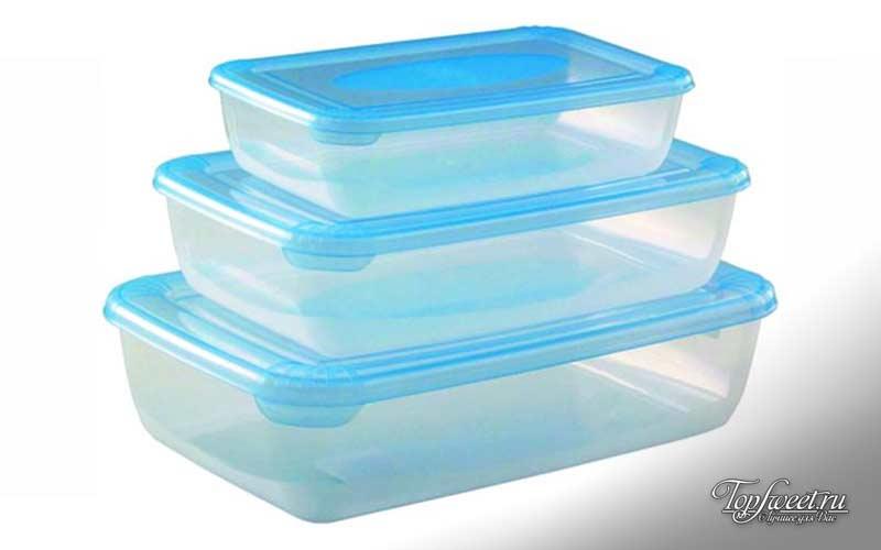 Пищевые контейнеры из пластика. Почему нельзя греть в микроволновке пищевые контейнеры из пластика?