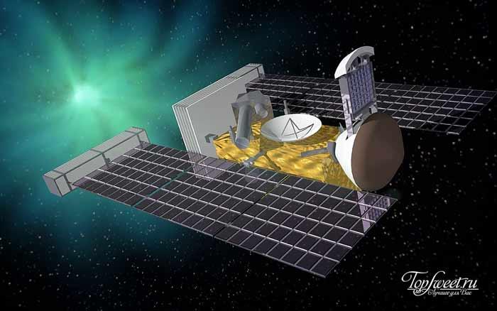 Космический аппарат «Стардаст». Самые быстрые объекты, сделанные человеком