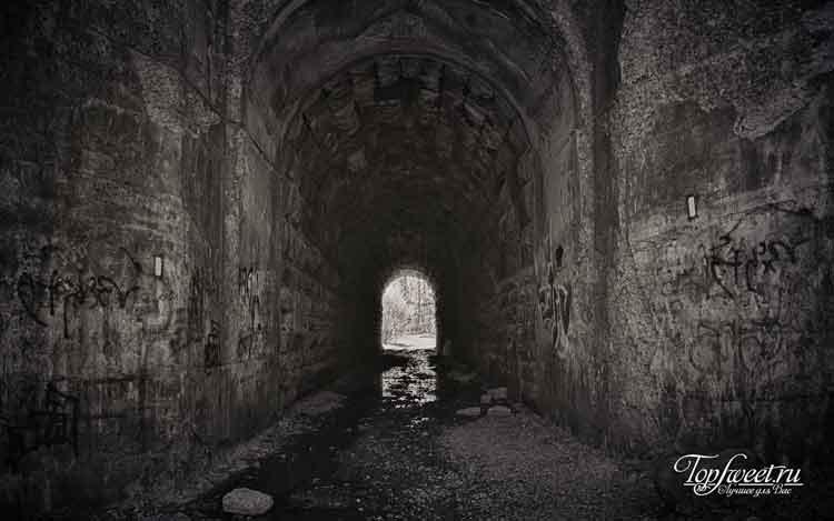 Кричащий туннель