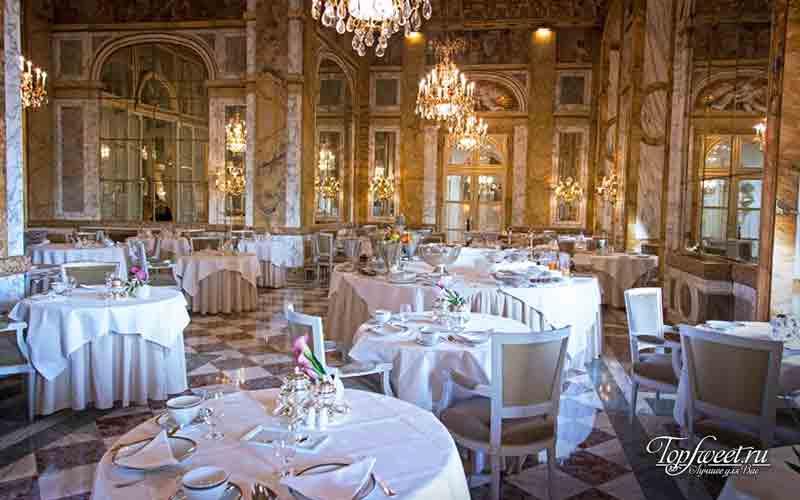 Les Ambassadeur. 10 популярных европейских ресторанов