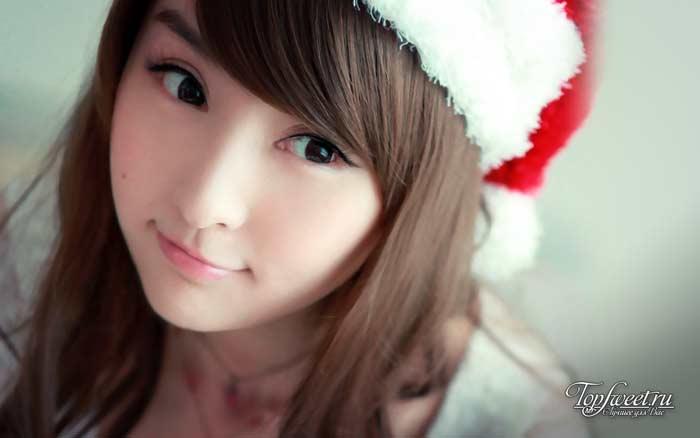 Лин Ке Тонг. Красивые девушки-куклы