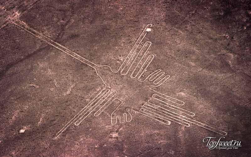 Линии Наска. Самые загадочные археологические открытия всех времен