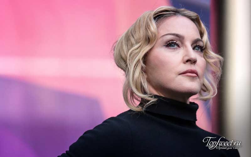 Мадонна. Самые красивые женщины 40+