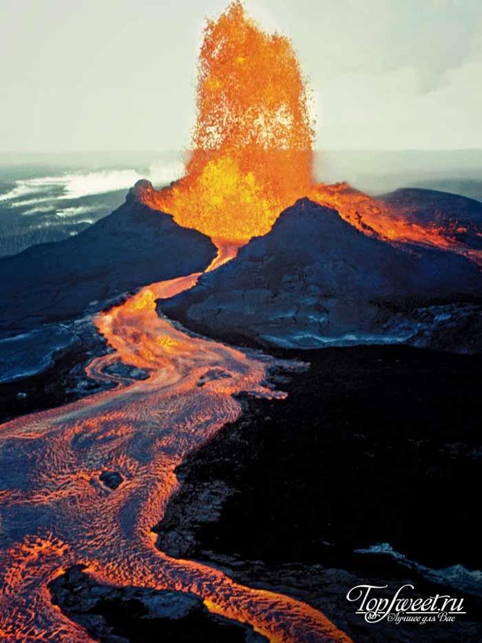 Мауна-Лоа. Самые опасные вулканы мира