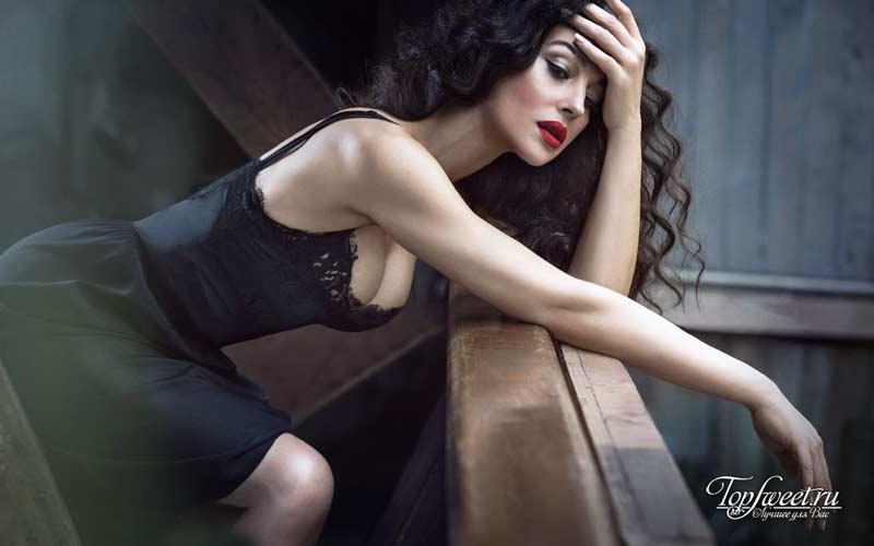 Моника Белуччи. Самые красивые женщины 40+