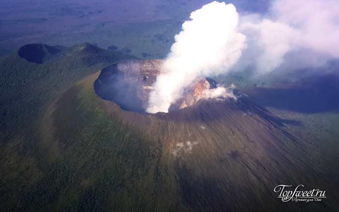 Ньирагонго. Самые опасные вулканы мира