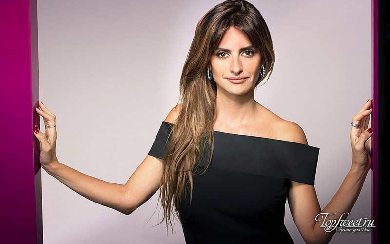 Пенелопа Крус. Самые красивые женщины 40+