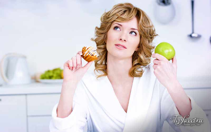 Правильное питание. Как воздержаться от лишних перекусов