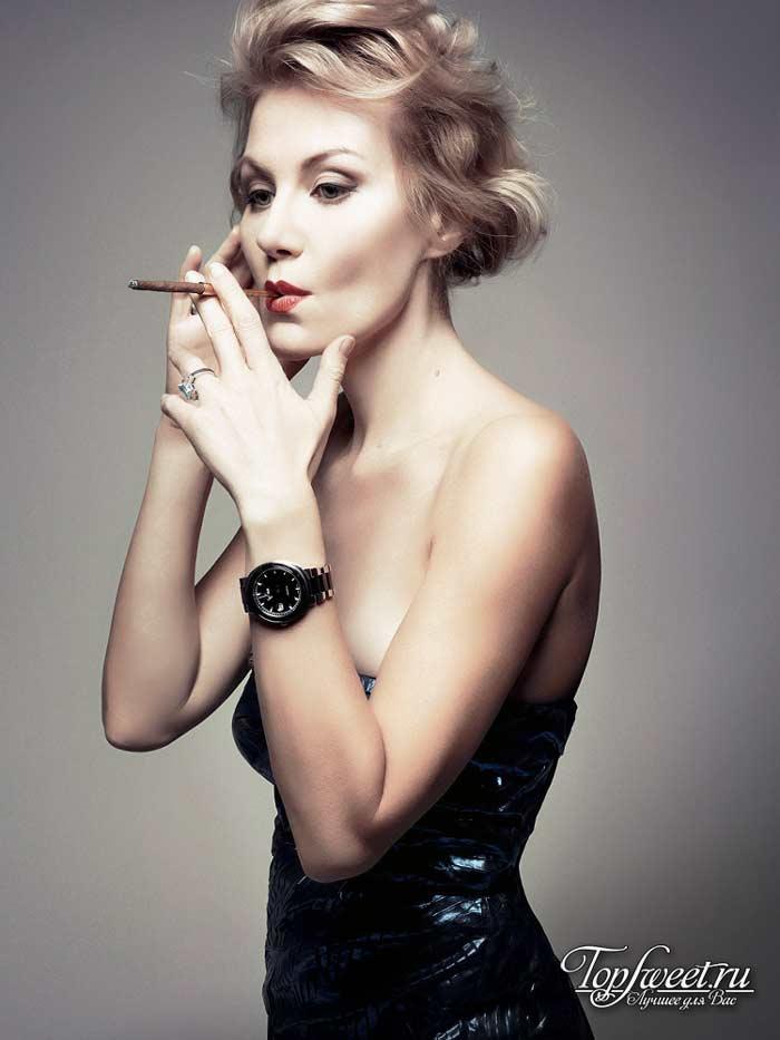 Рената Литвинова. Самые красивые женщины 40+