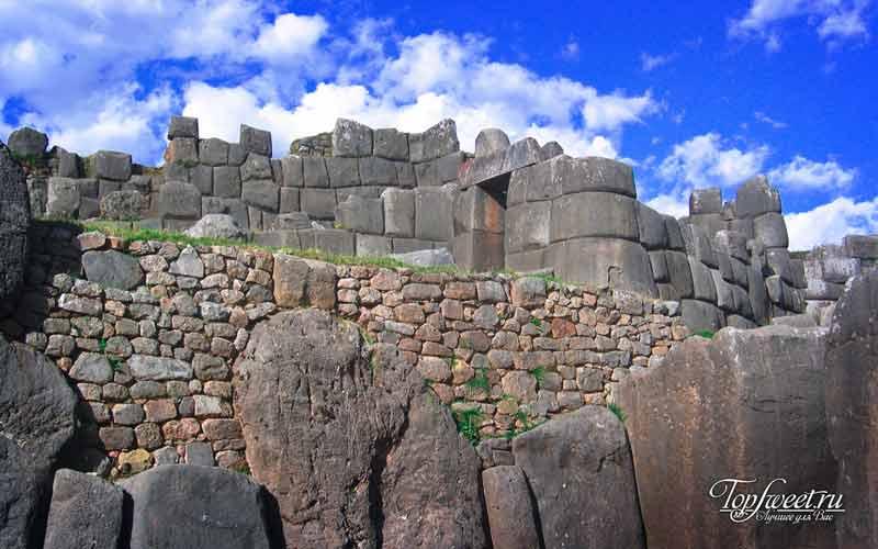 Саксайуаман. Самые загадочные археологические открытия всех времен