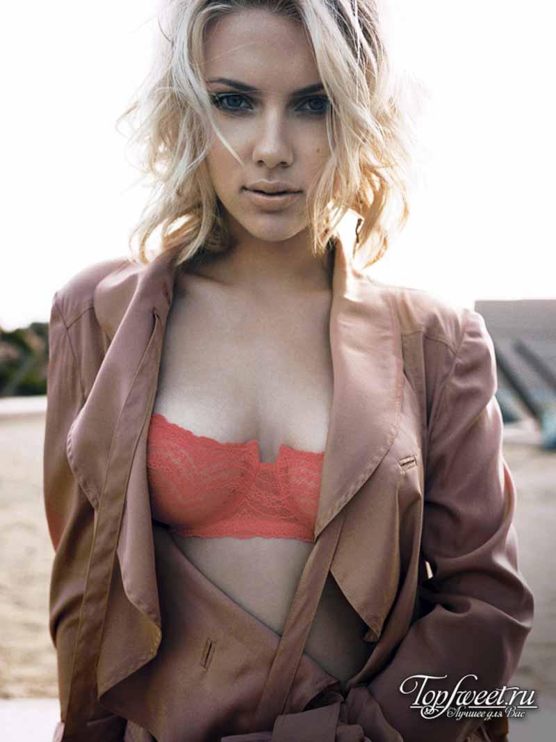 Скарлетт. Рейтинг самых сексуальных актрис Голливуда в 2016
