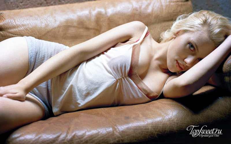 Скарлетт Йоханссон. Самые сексуальные актрисы Голливуда в 2016 году
