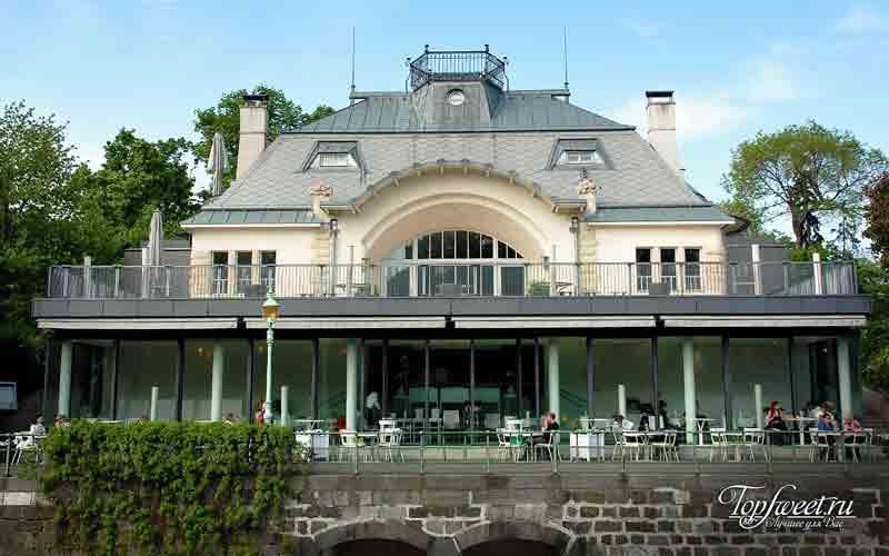 Steirereck im Stadtpark. 10 популярных европейских ресторанов