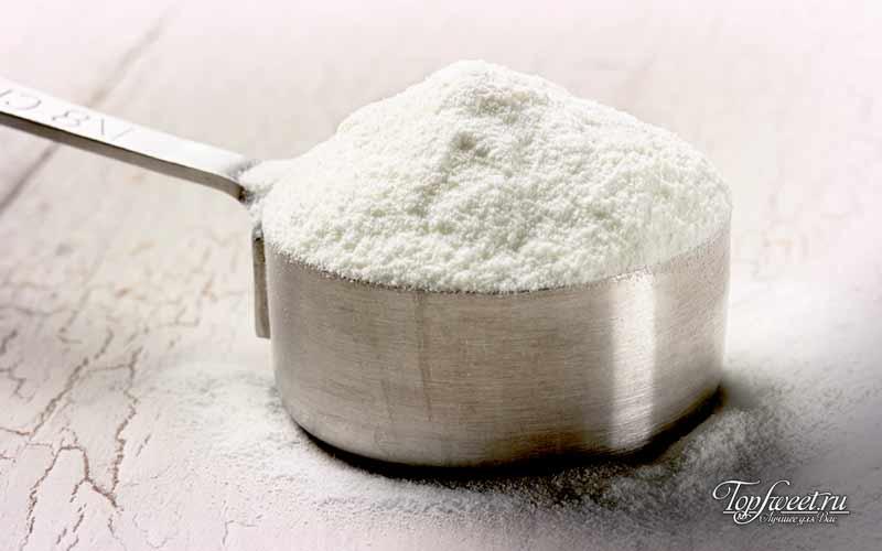 Сухое молоко. ТОП-10 продуктов, которые имеют очень долгий срок годности