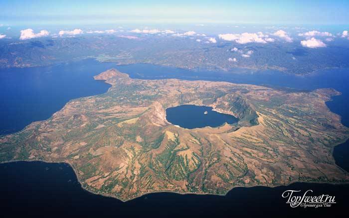 Таль. Самые опасные вулканы мира