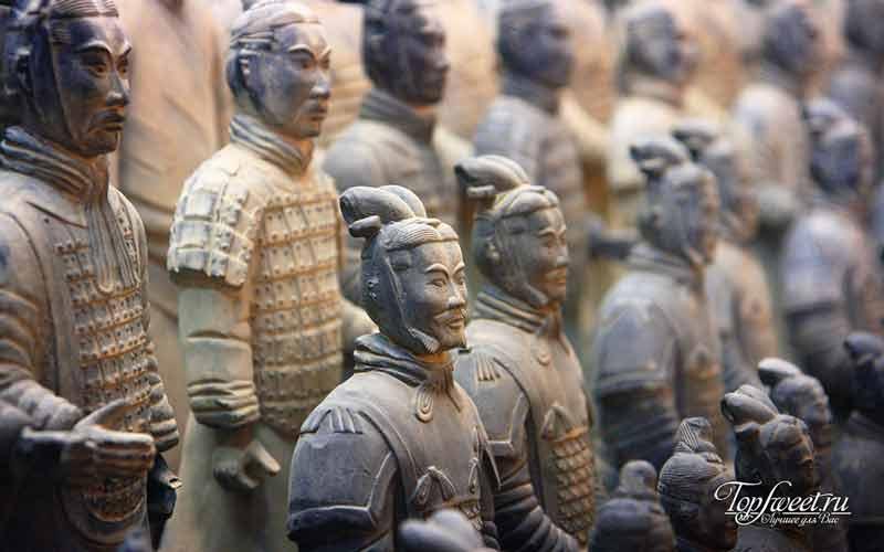 Терракотовая армия. Самые загадочные археологические открытия всех времен