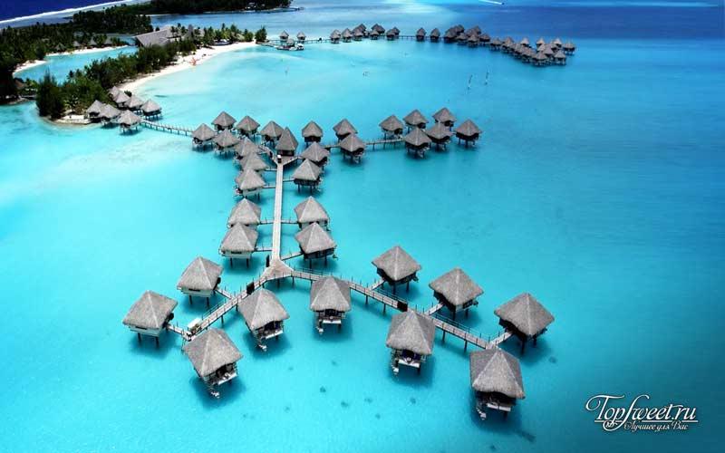 The Meridien Bora Bora