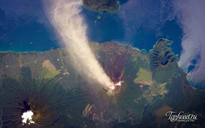 Улавун. Самые опасные вулканы мира