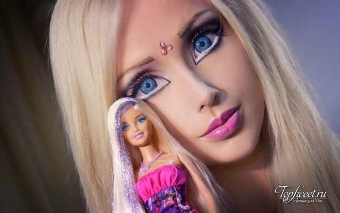 Валерия Лукьянова. Красивые девушки-куклы