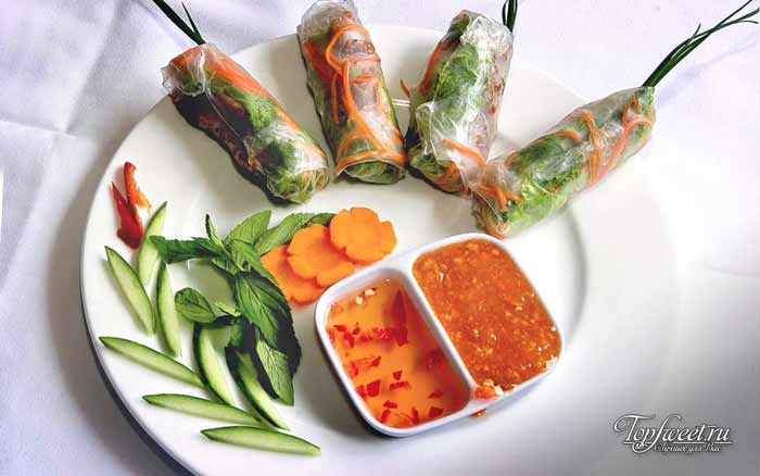 Вьетнамская кухня. Полезные кухни мира