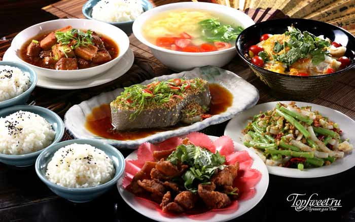 Японская кухня. Полезные кухни мира