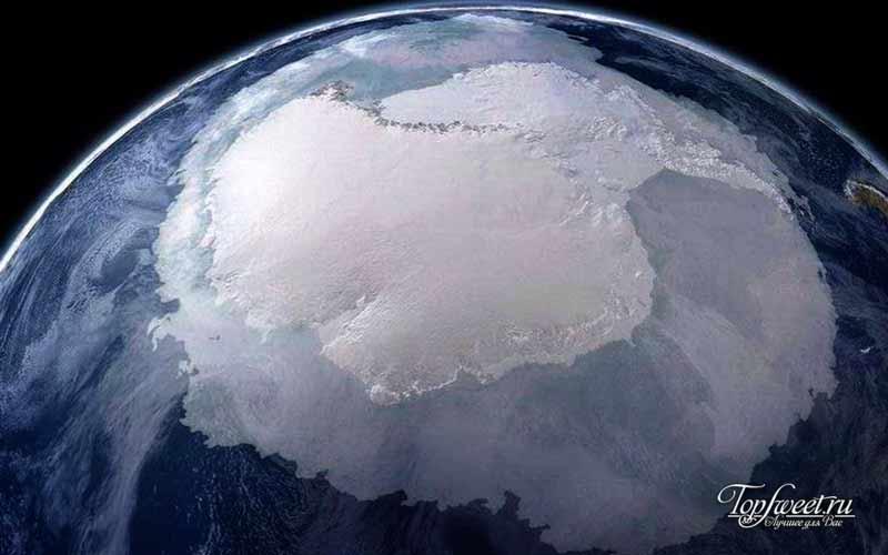 Антарктида. Самые загадочные и неизведанные места на Земле