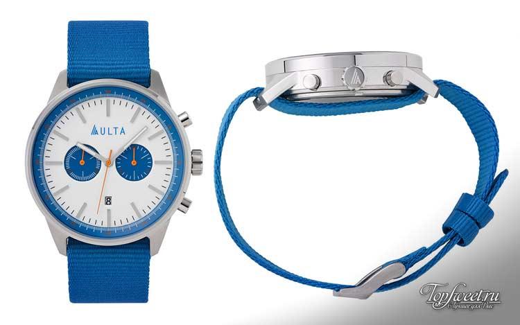 Aulta Leeway Nylon. ТОП-6 Лучшие модели часов в 2016 году