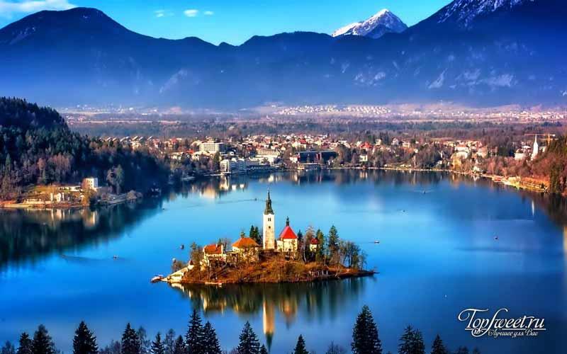 Блед. Необычайно красивые деревни Европы