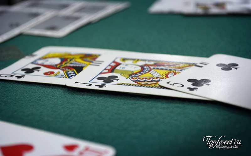 Бридж. Самые популярные карточные игры