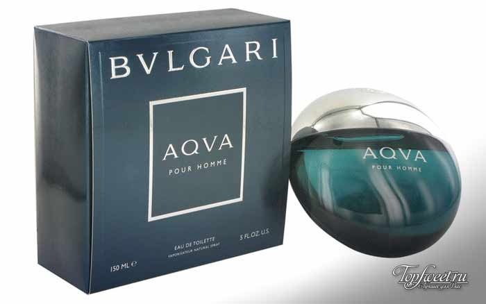 Bvlgari Aqua By Bvlgari For Men