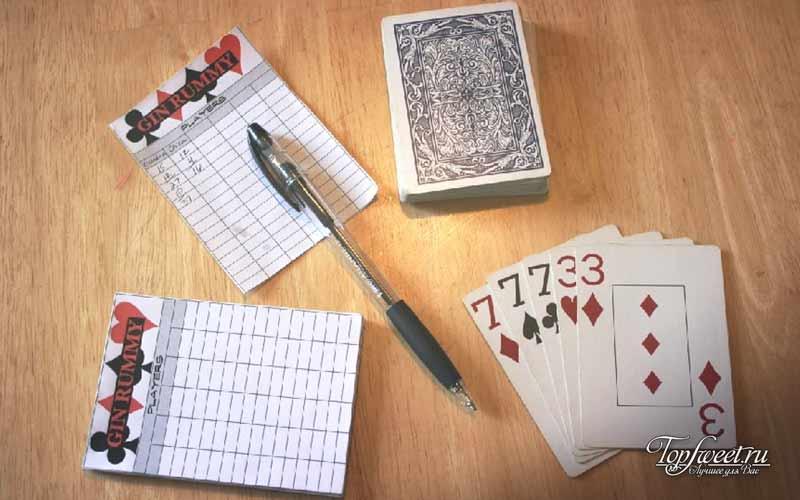ДЖИН-РАММИ. Топ-7 самых популярных карточных игр