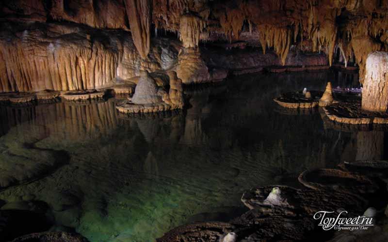 Глубокие пещеры