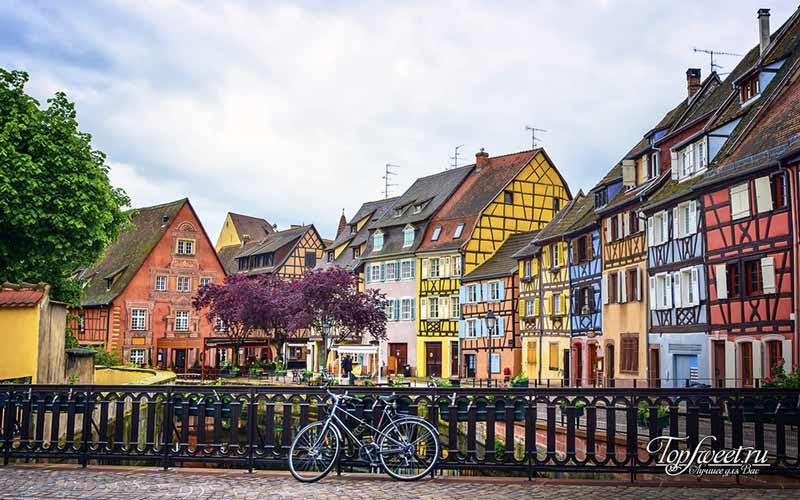 Кольмар. Необычайно красивые деревни Европы